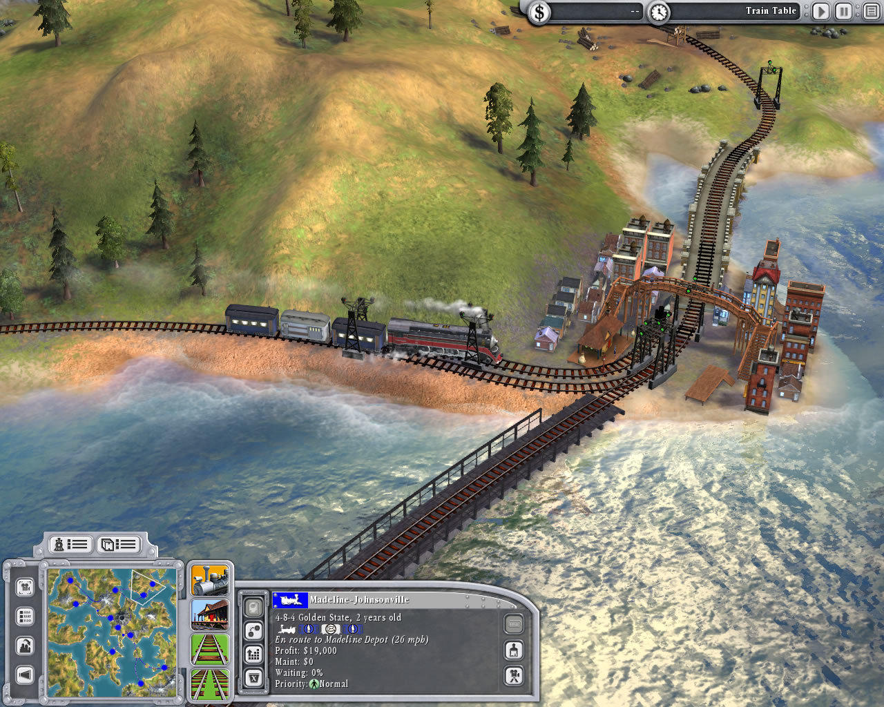 Railroad Tycoon Collection Best Steam games only on Indiegala Store