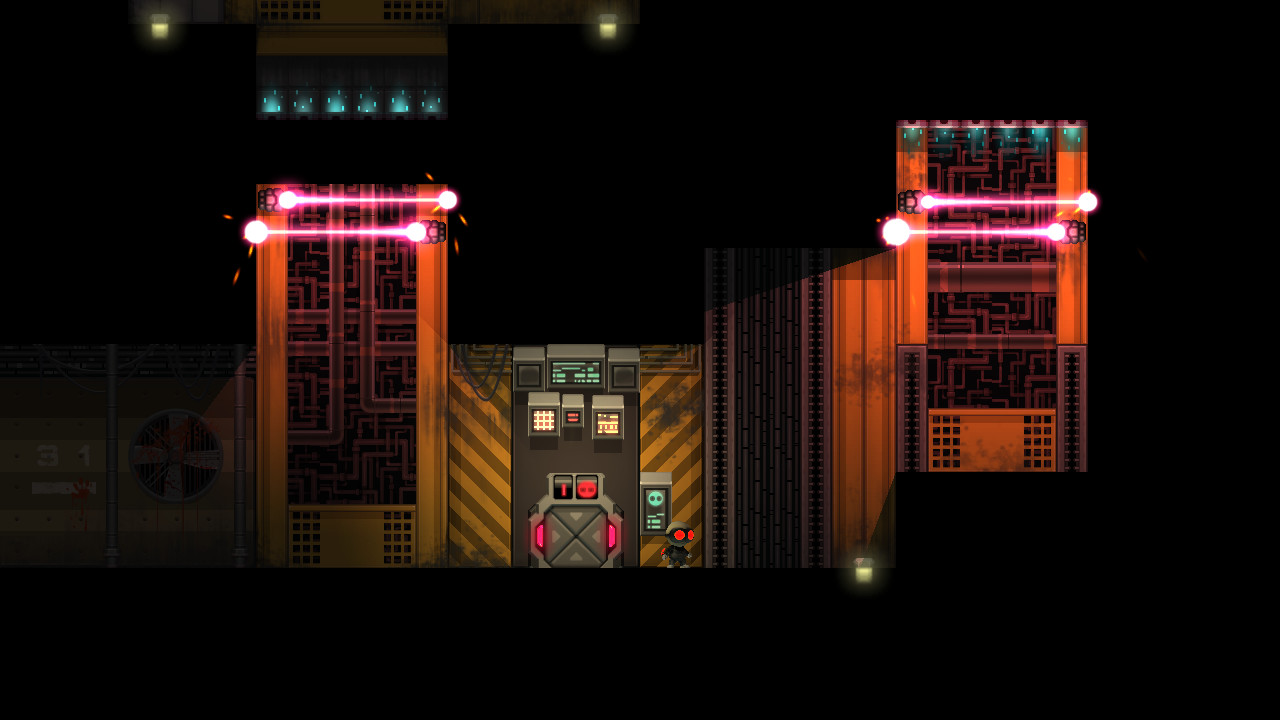 Stealth Inc 2: A Game of Clones game image