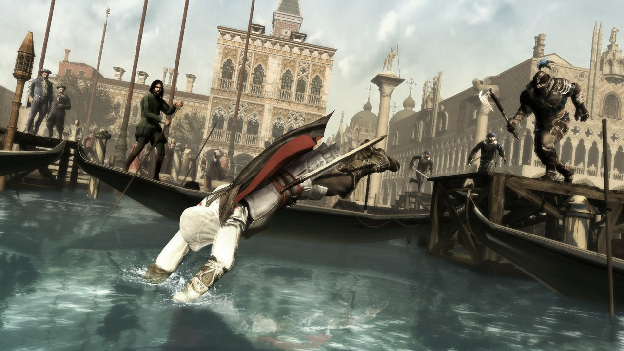 Assassin's Creed 2 Deluxe Edition game image