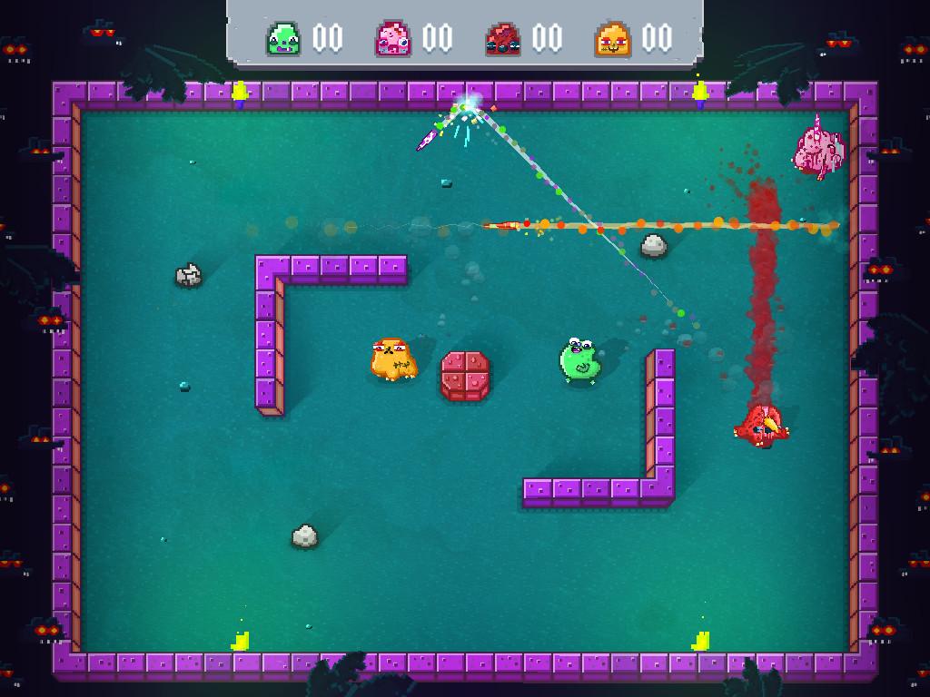 Porcunipine game image