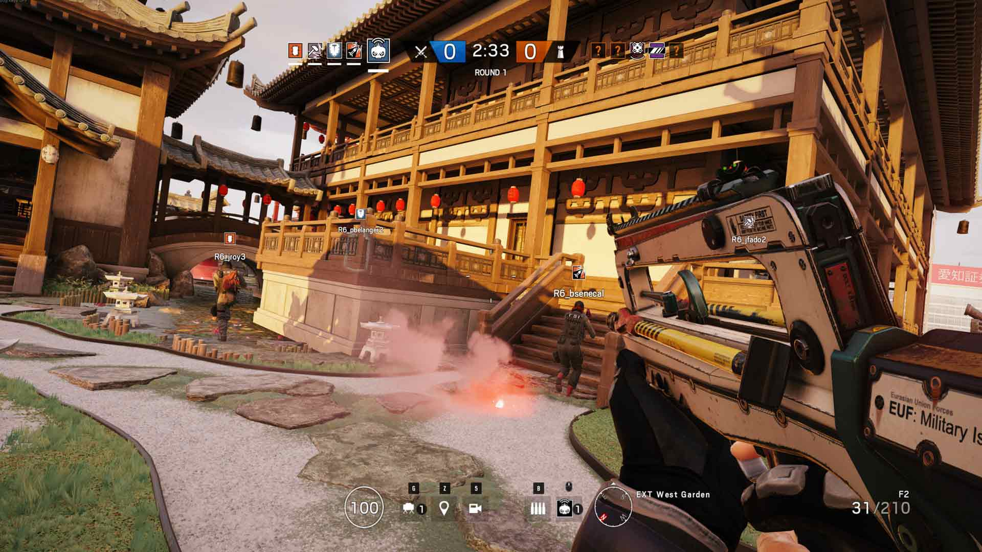 Tom Clancy's Rainbow Six® Siege game image