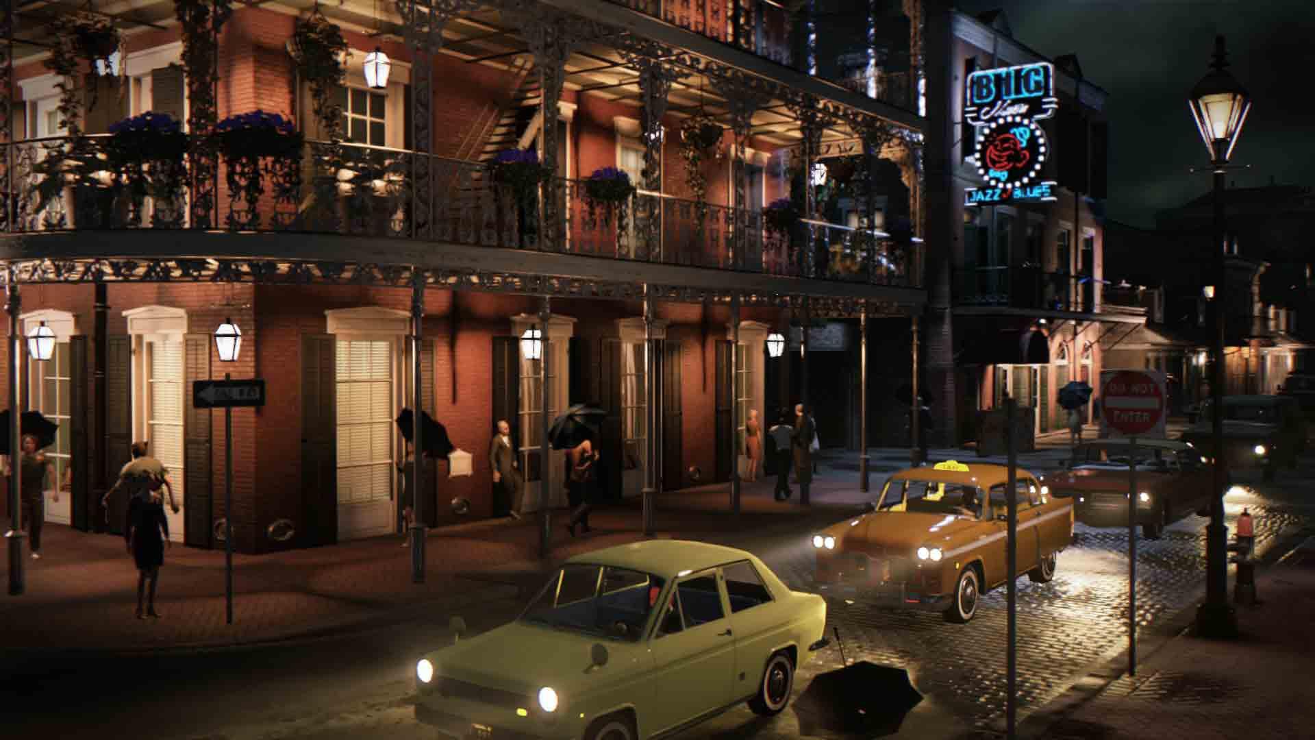 Mafia III game image