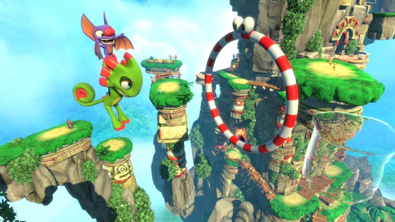 Yooka-Laylee game image