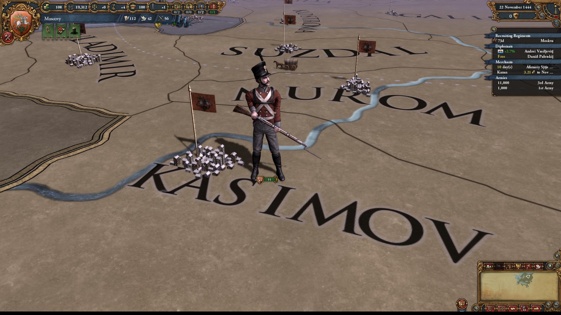 Europa Universalis IV: Common Sense Content Pack game image