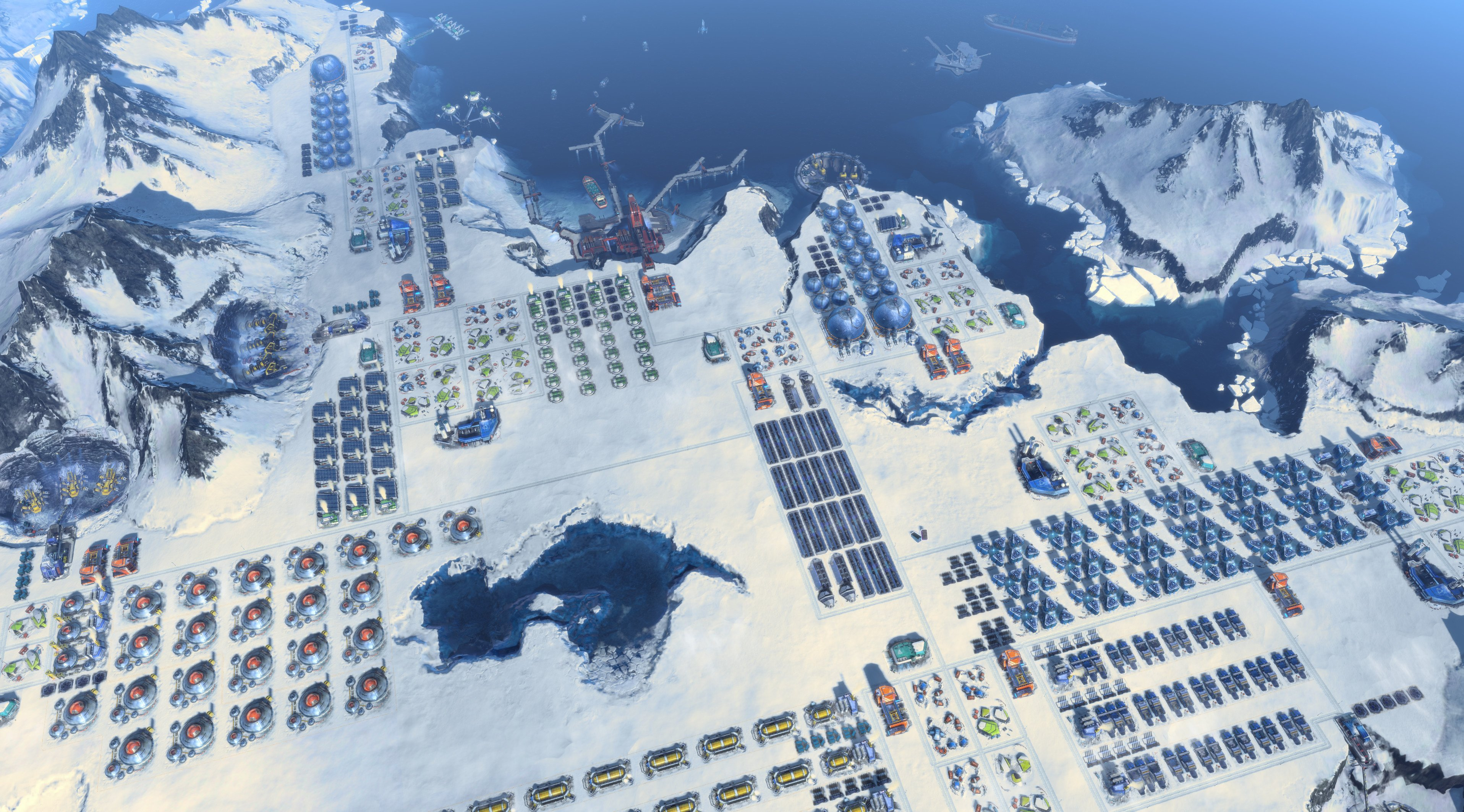 Anno 2205 Ultimate edition game image