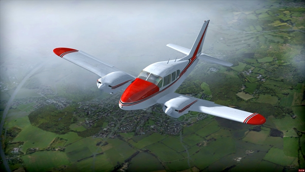 FSX: Steam Edition - Piper Aztec Add-On| Best Steam games only on