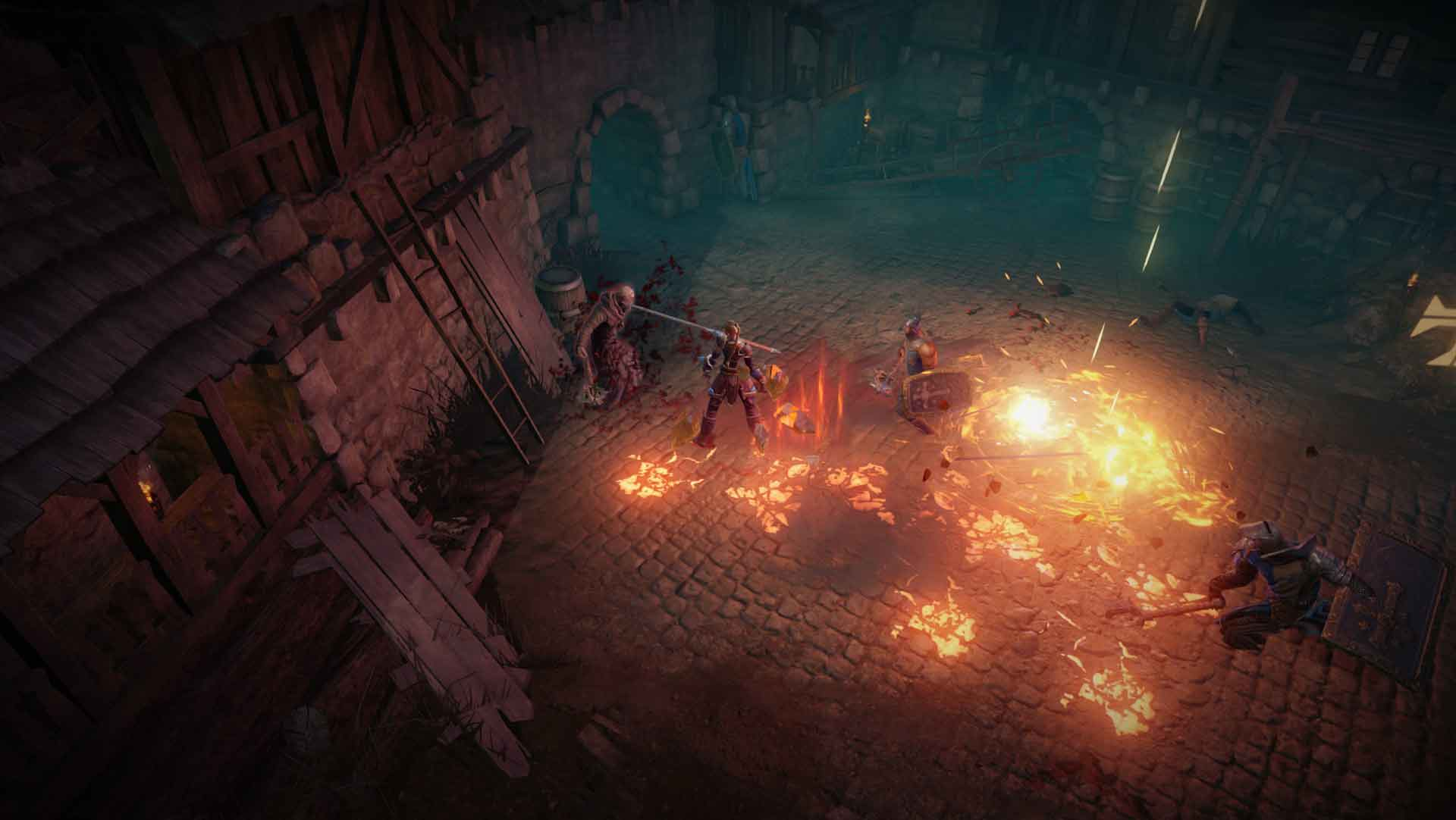Vikings - Wolves of Midgard game image
