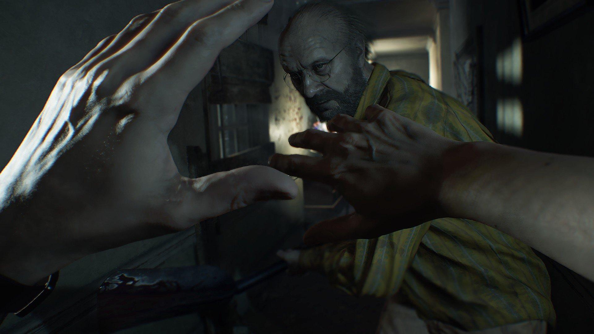 RESIDENT EVIL 7 biohazard / BIOHAZARD 7 resident evil game image