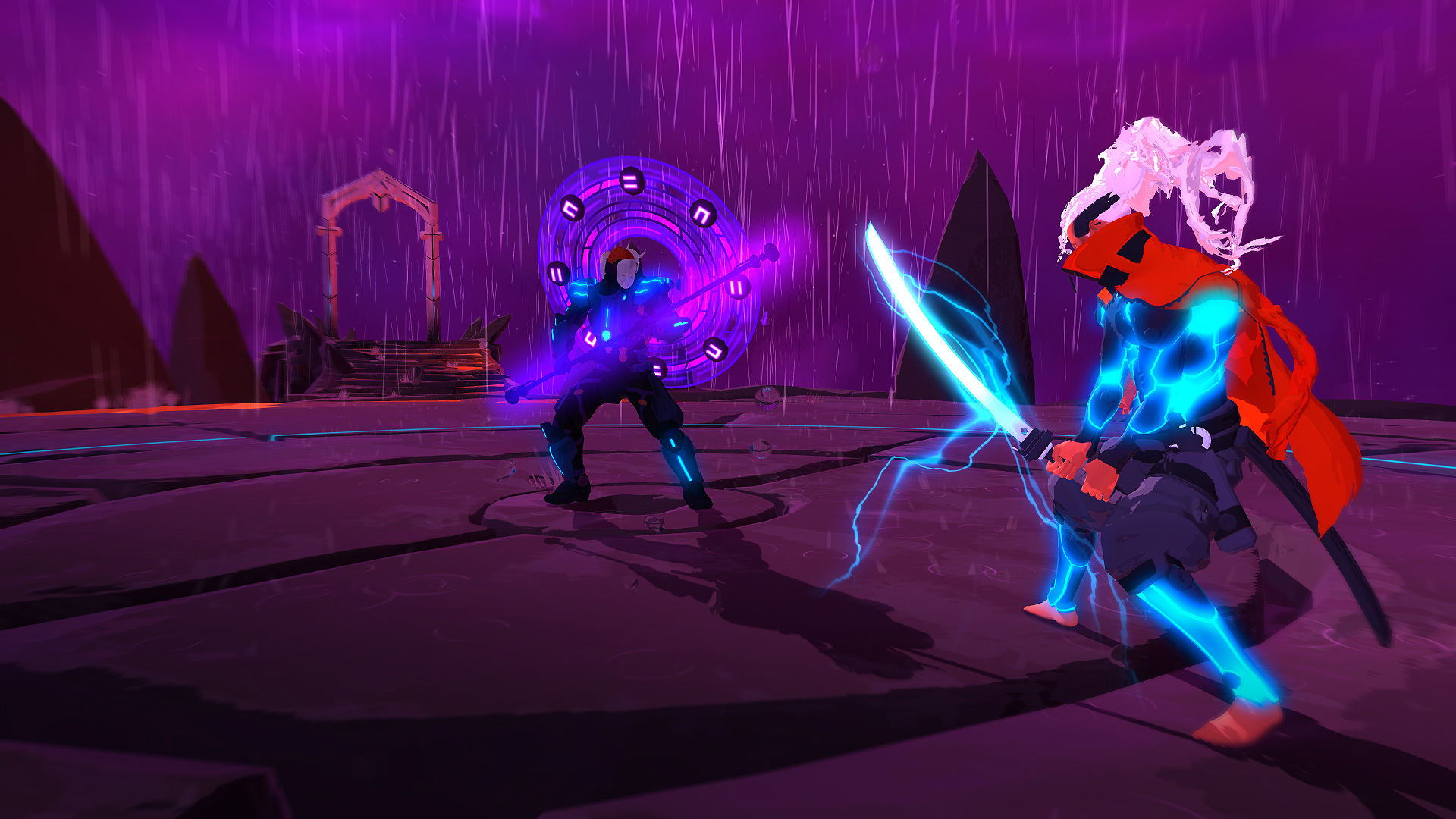 Furi game image