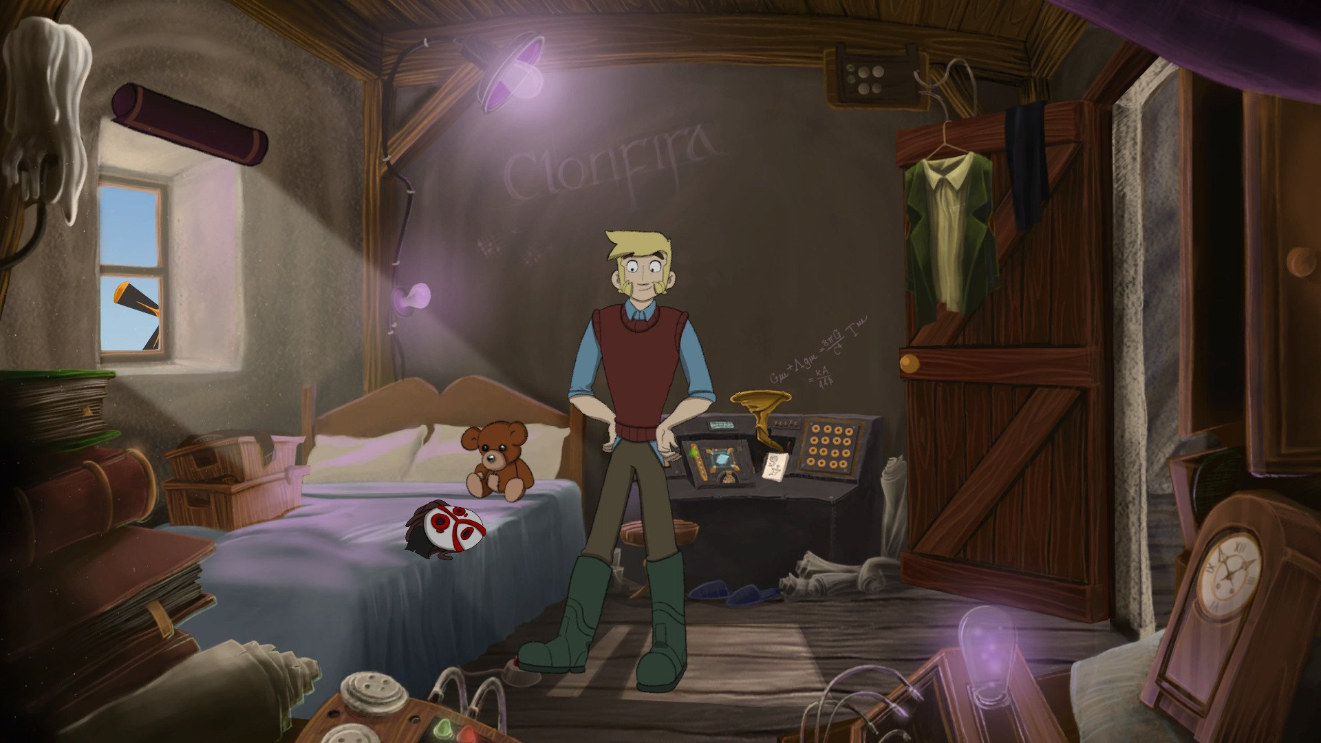 The Little Acre game image