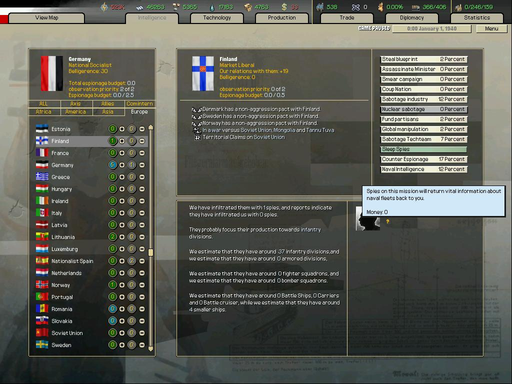 Arsenal of Democracy: A Hearts of Iron Game game image