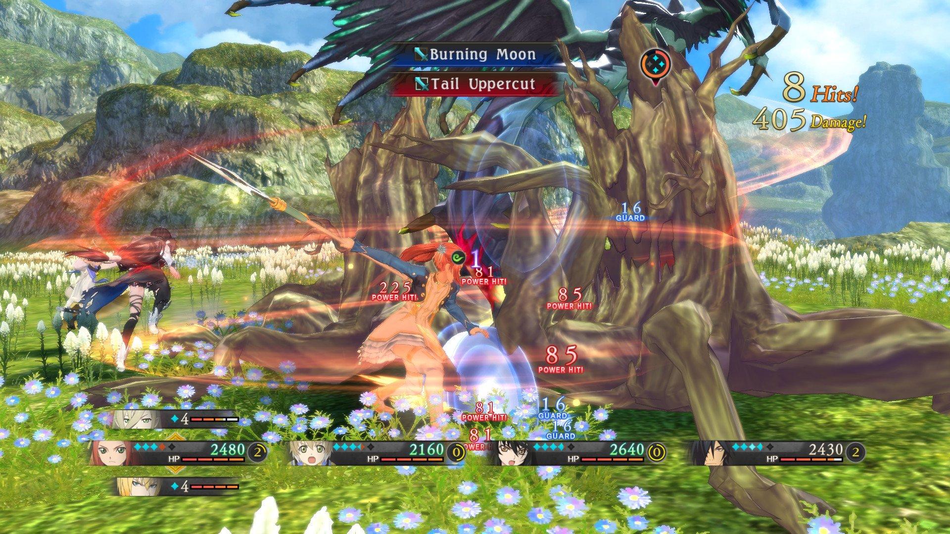 Tales Of Berseria game image