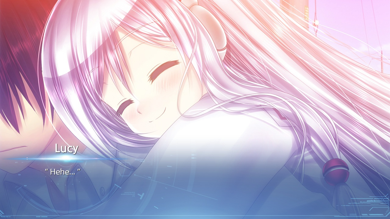 Lucy -The Eternity She Wished For- game image