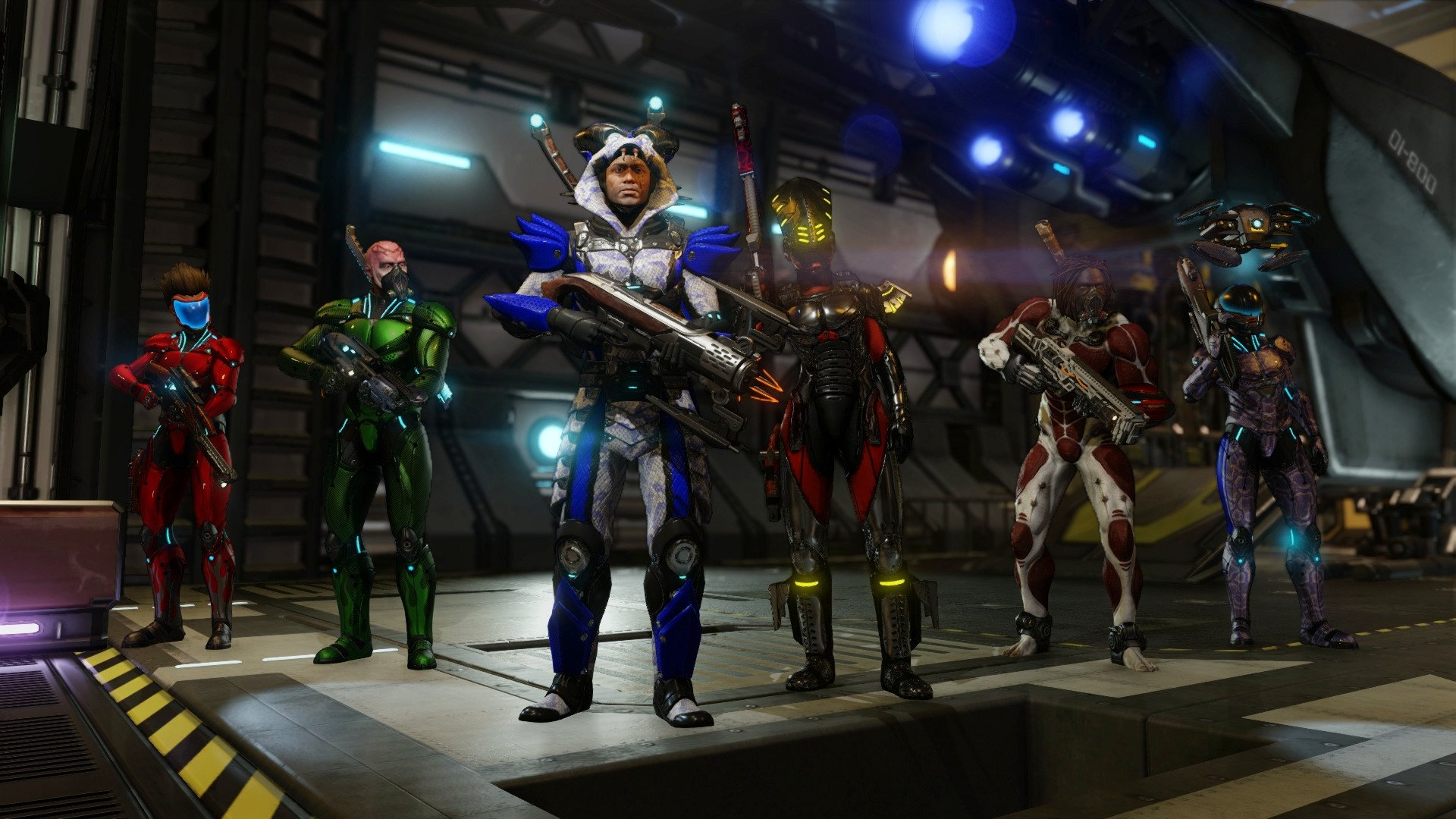 XCOM 2 - Alien Hunters game image