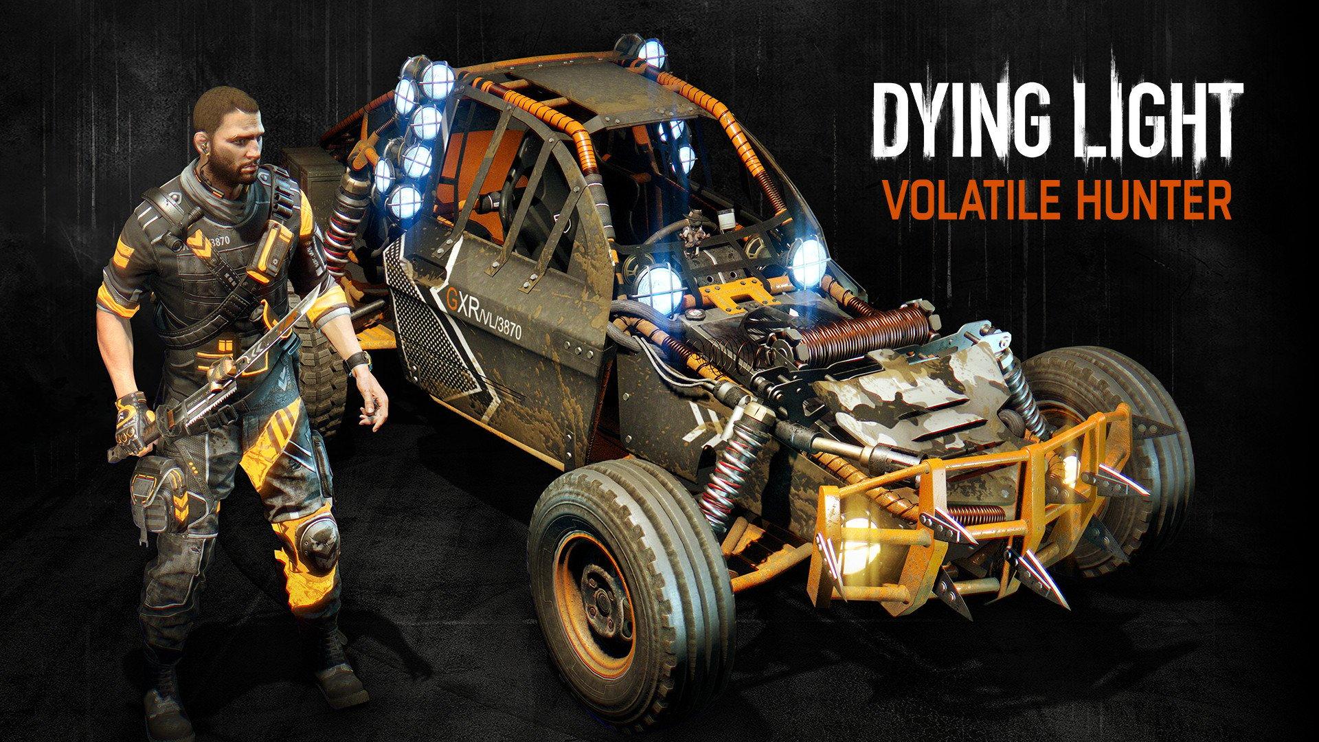 Dying Light - Volatile Hunter Bundle game image