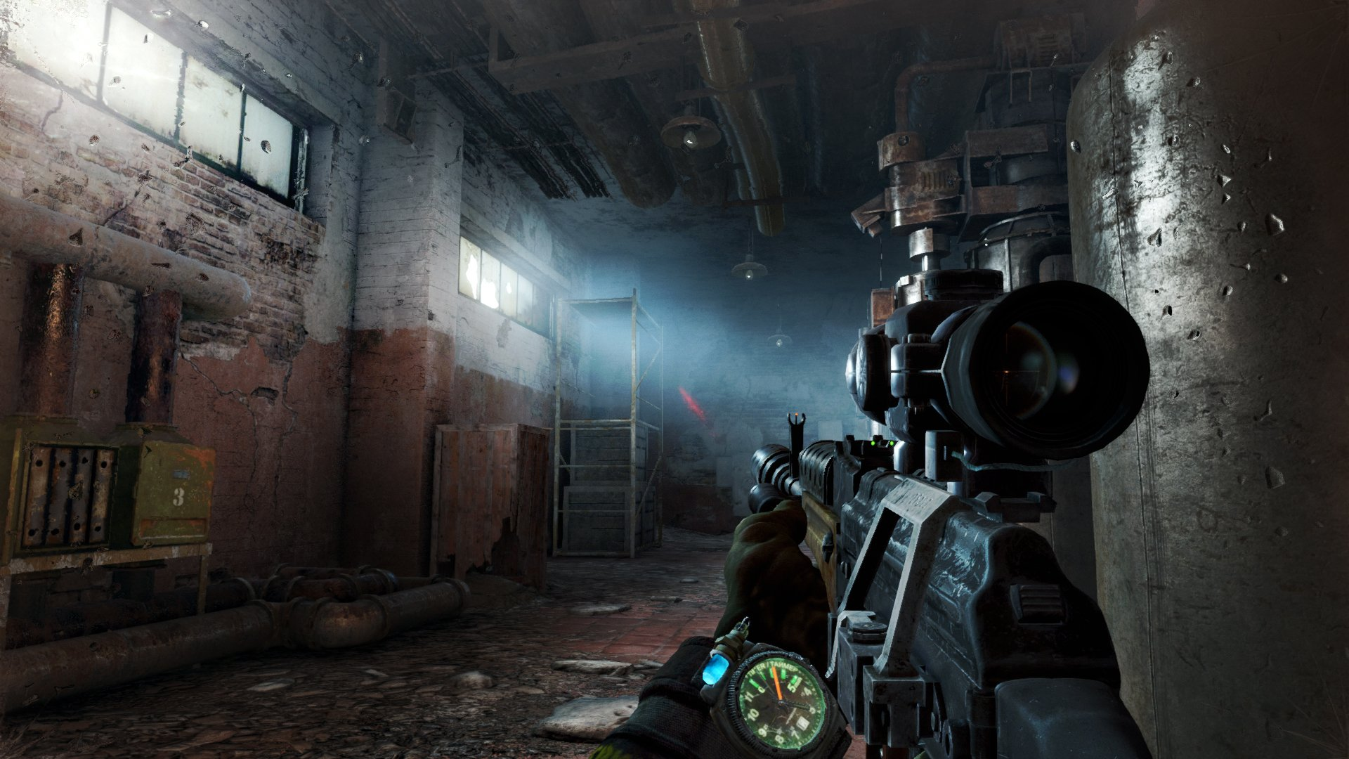Metro Redux Bundle game image