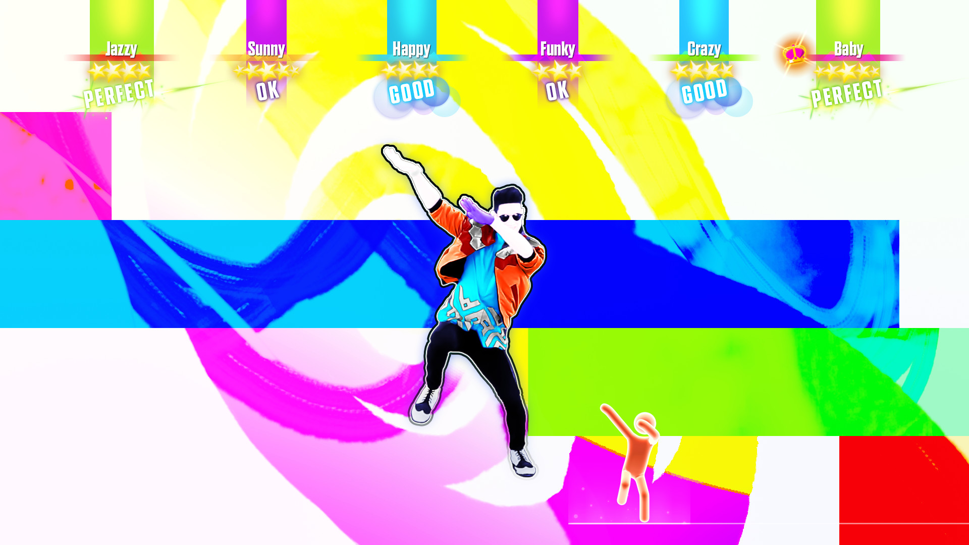 Just Dance 2017 game image