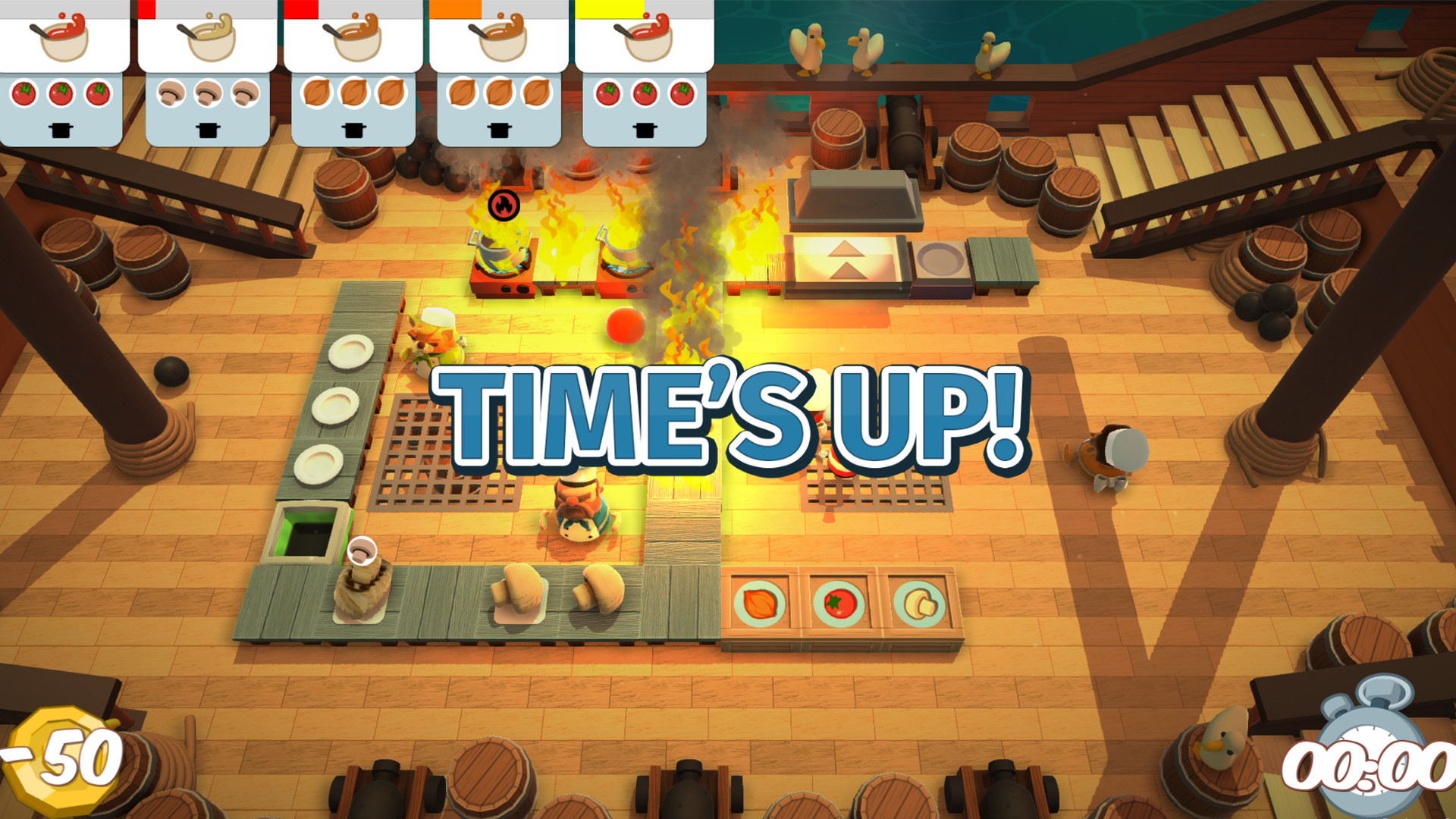 Overcooked game image