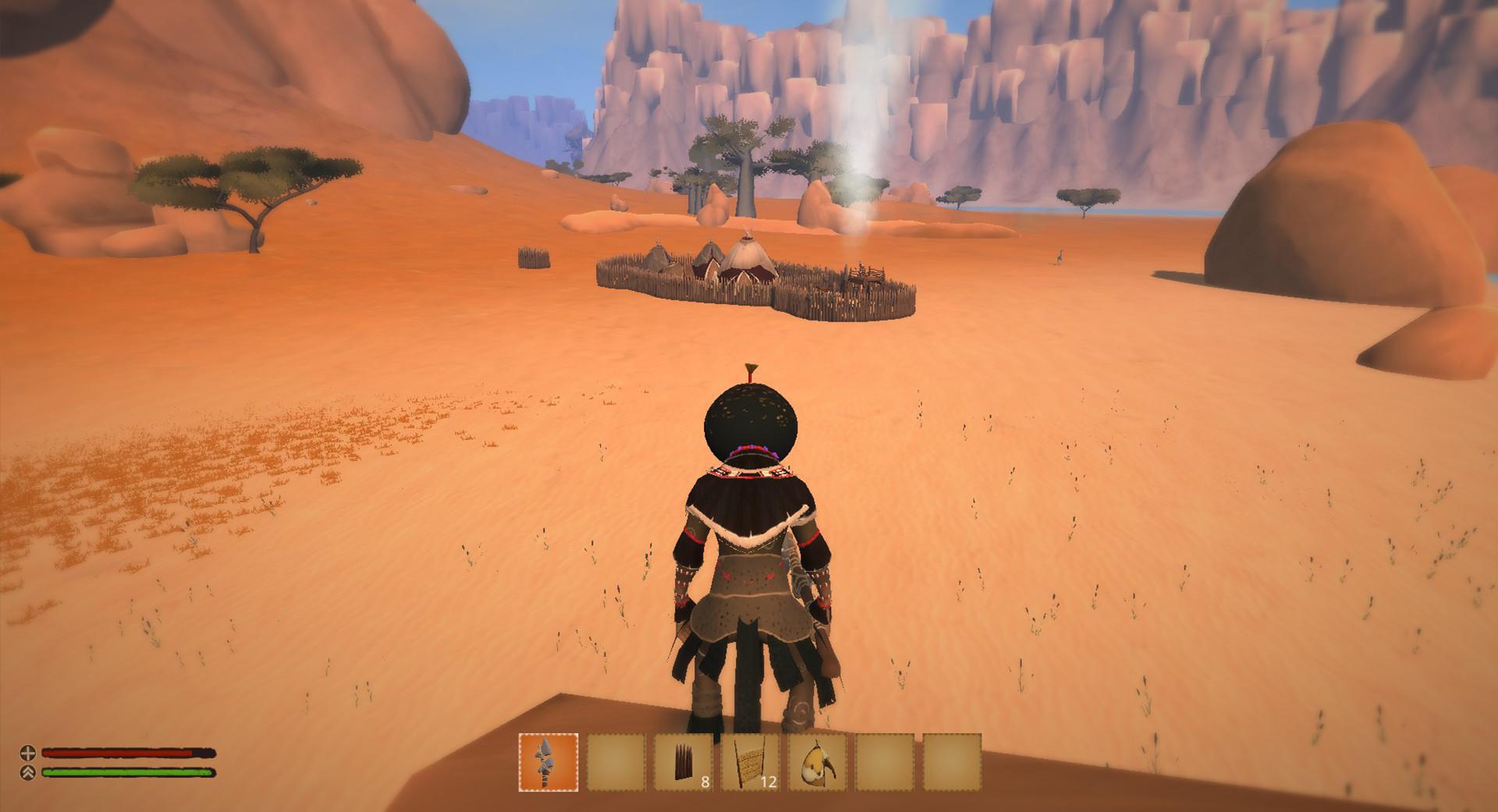 Voodoo game image
