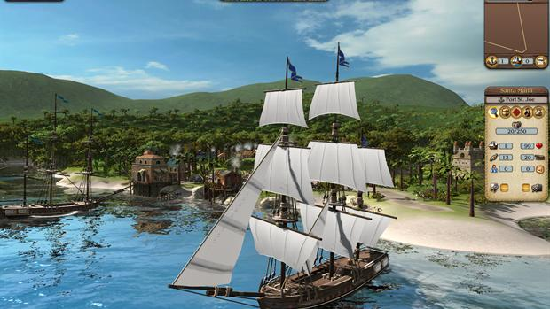 Port Royale 3 Gold and Patrician IV Gold - Double Pack game image