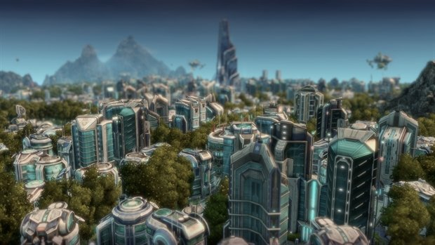 Anno 2070 Complete Edition game image