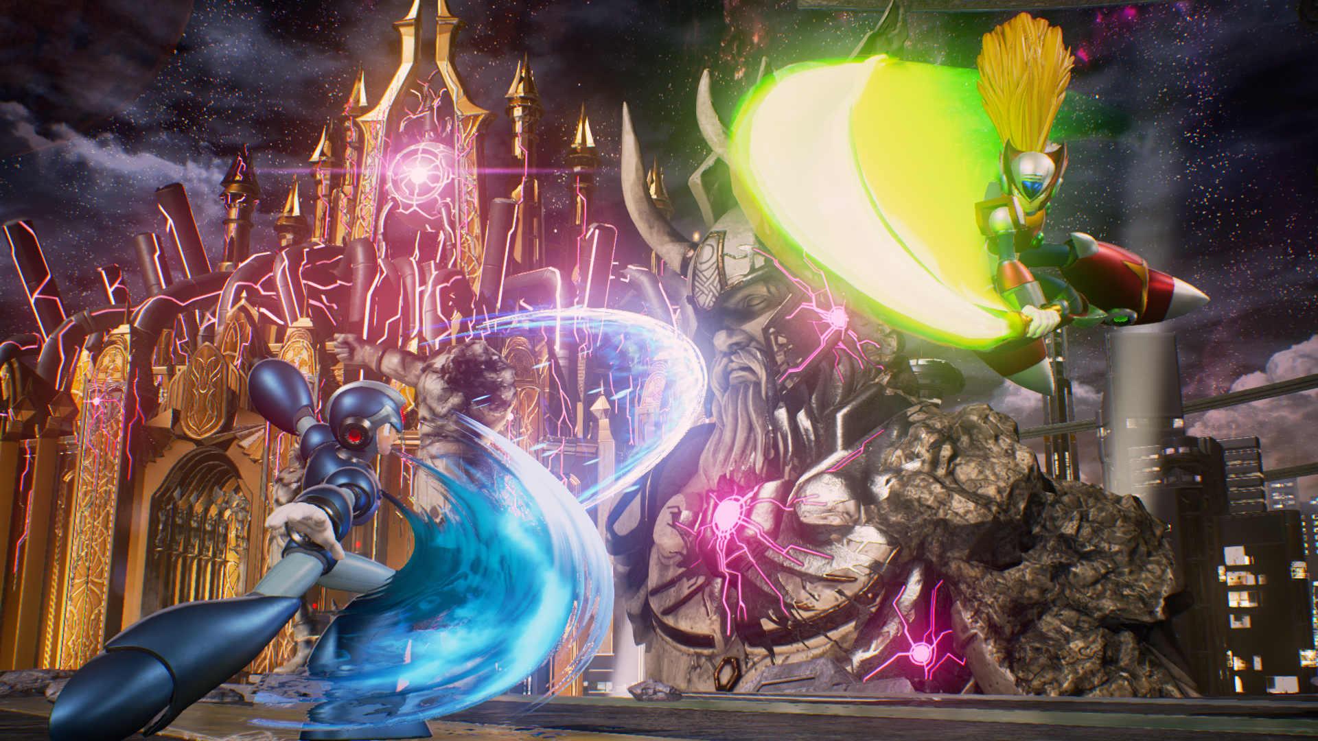 Marvel vs. Capcom: Infinite game image