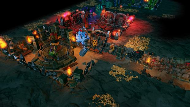 Dungeons 3 game image