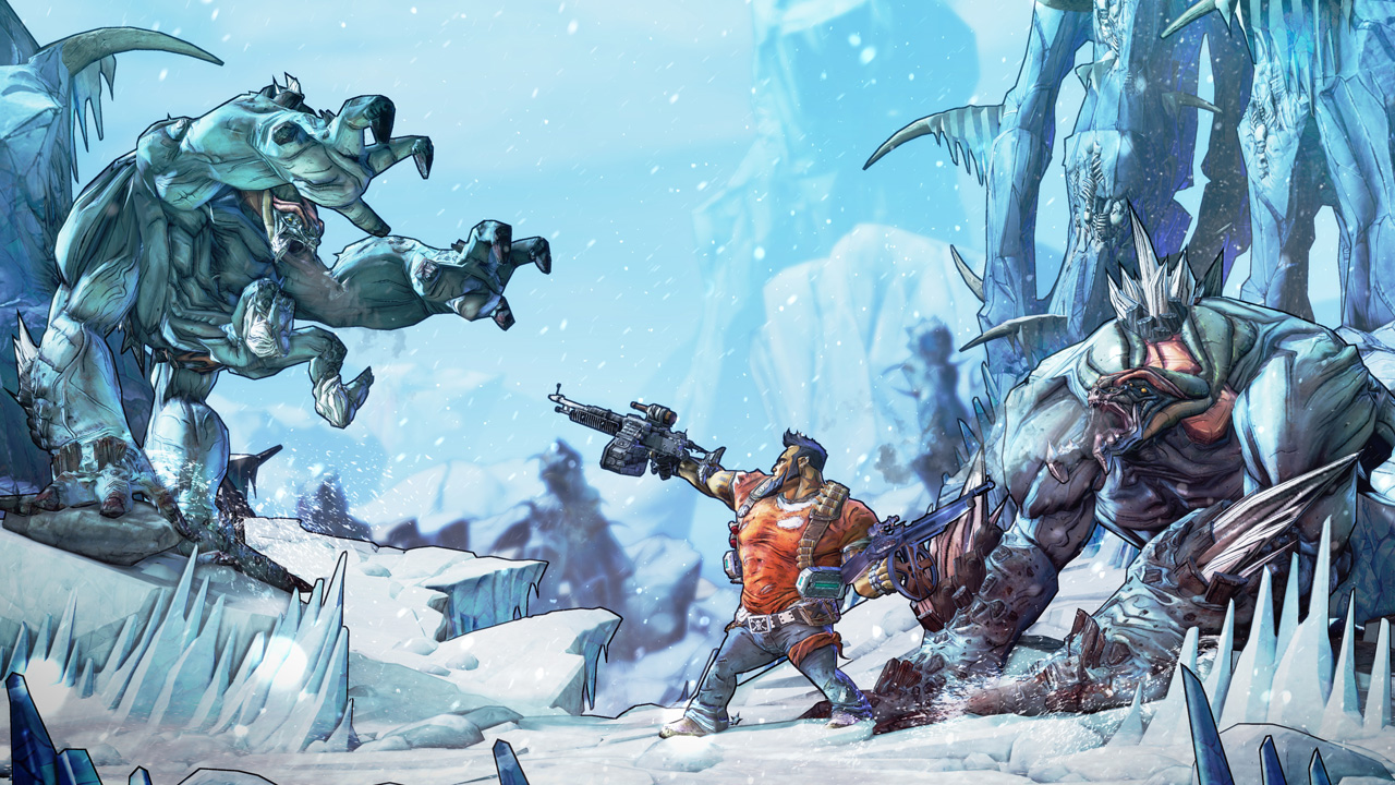 Borderlands 2 Game of the Year game image