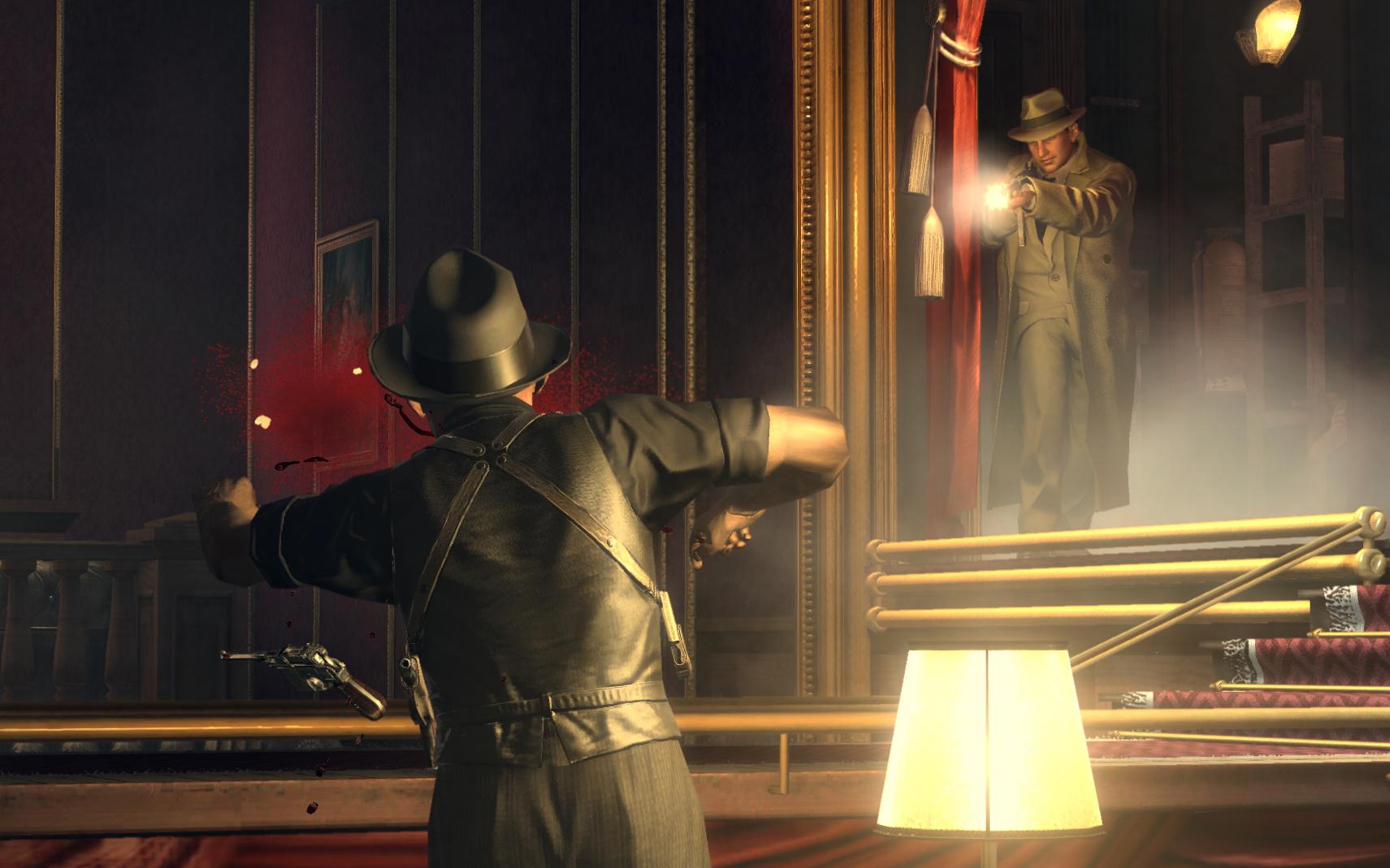 Mafia II DLC: Joe's Adventure game image