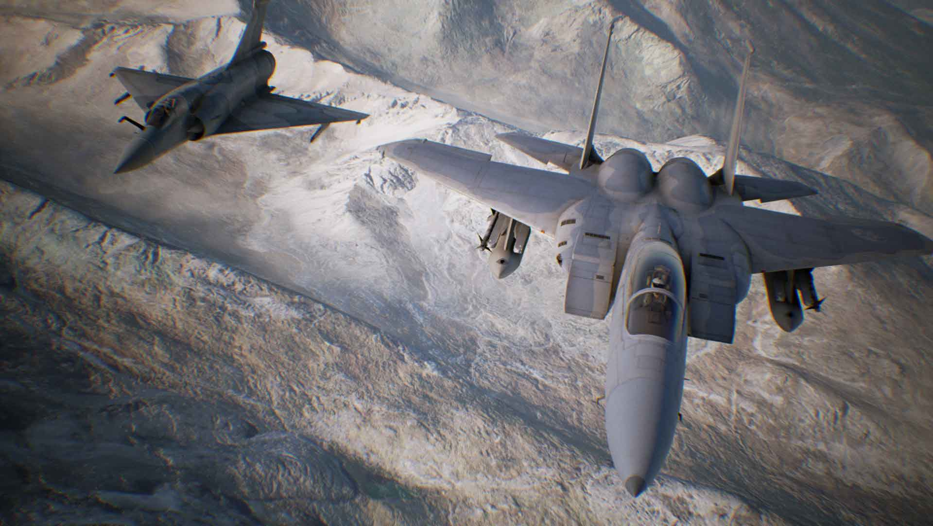 ACE COMBAT 7: SKIES UNKNOWN img