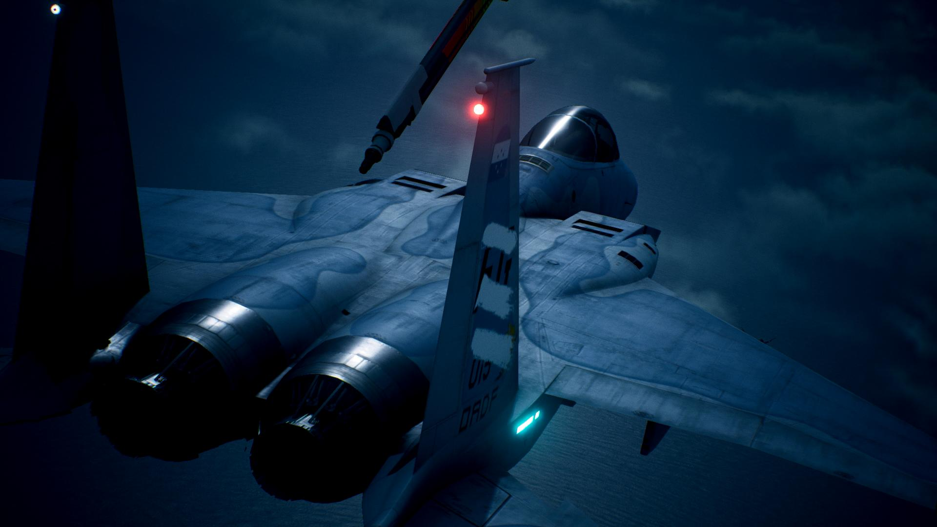 ACE COMBAT 7: SKIES UNKNOWN game image