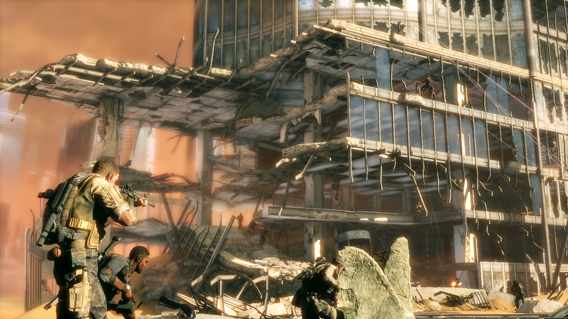 Spec Ops: The Line game image