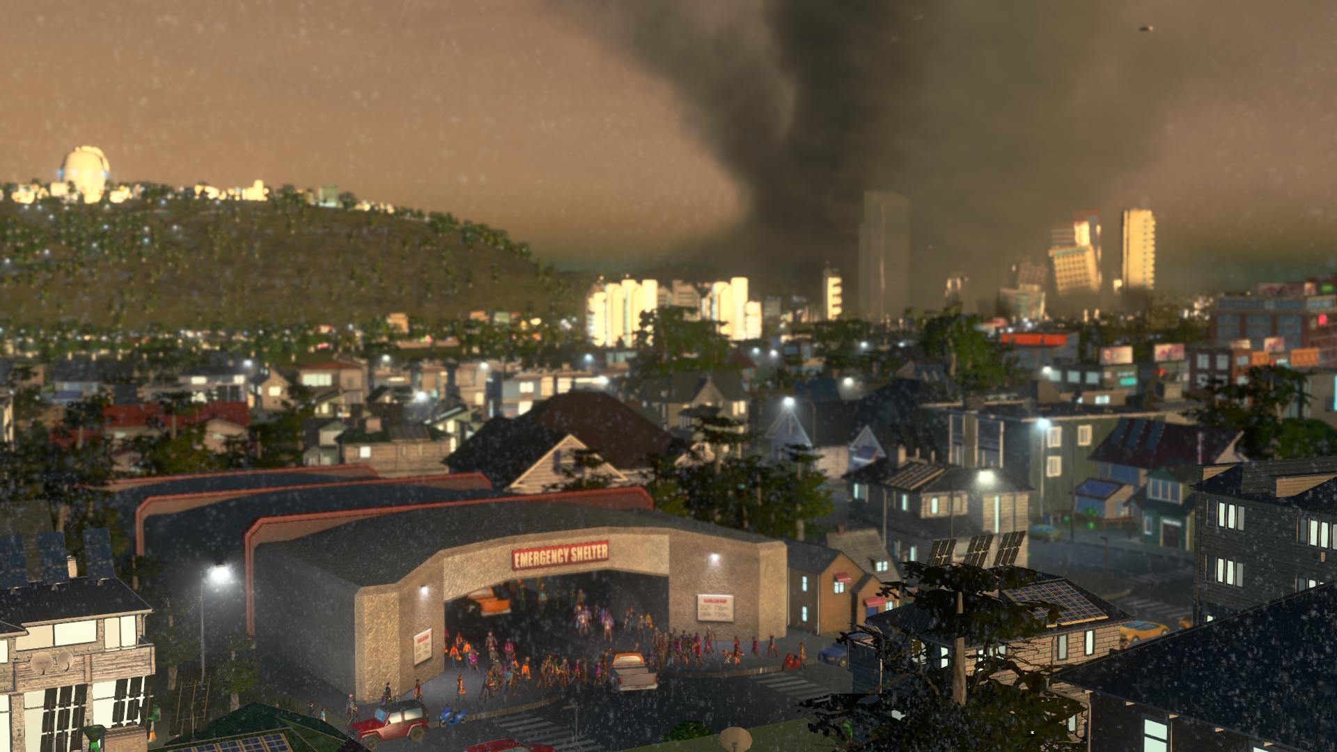 Cities: Skylines - Natural Disasters game image