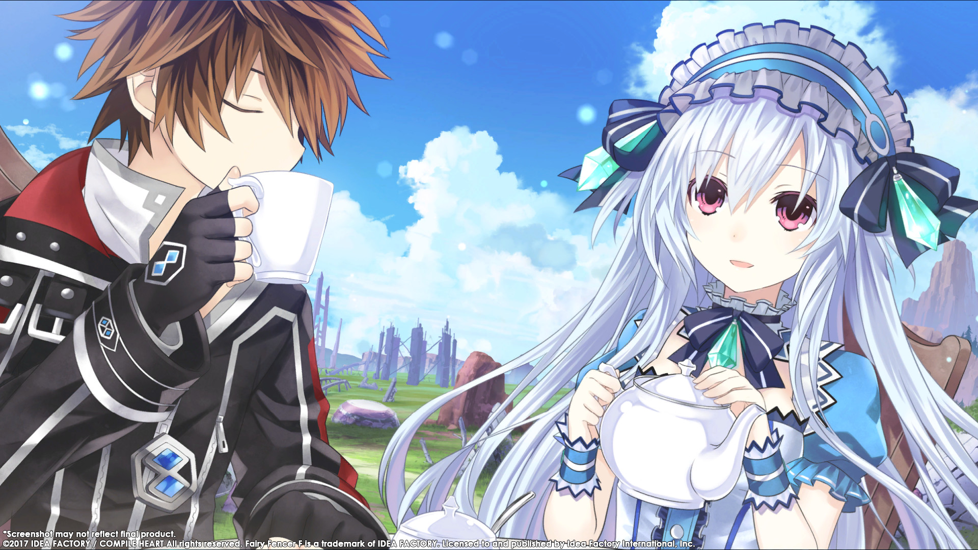 Fairy Fencer F Advent Dark Force game image