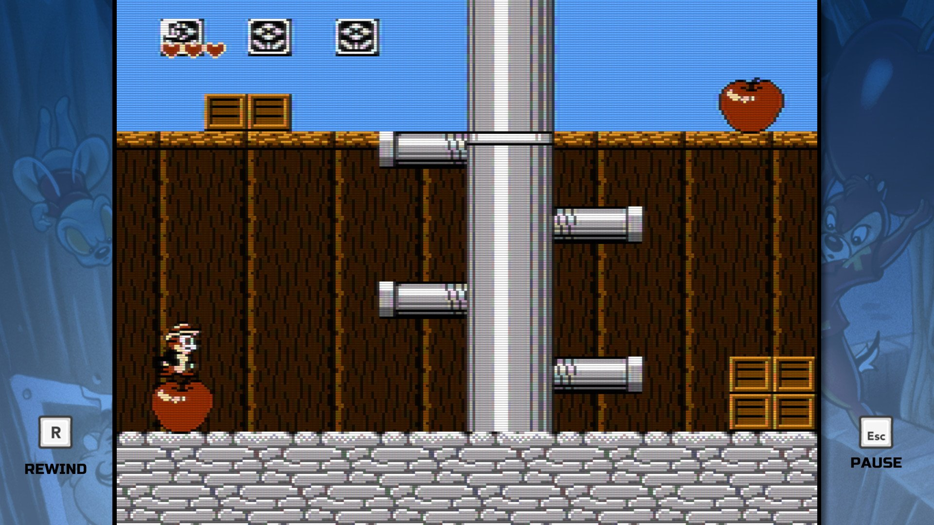 The Disney Afternoon Collection game image