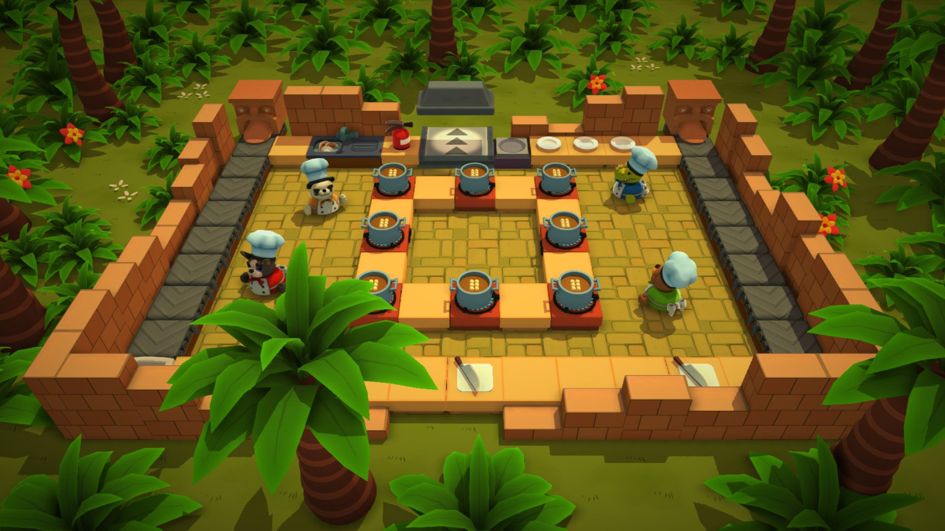Overcooked - The Lost Morsel game image