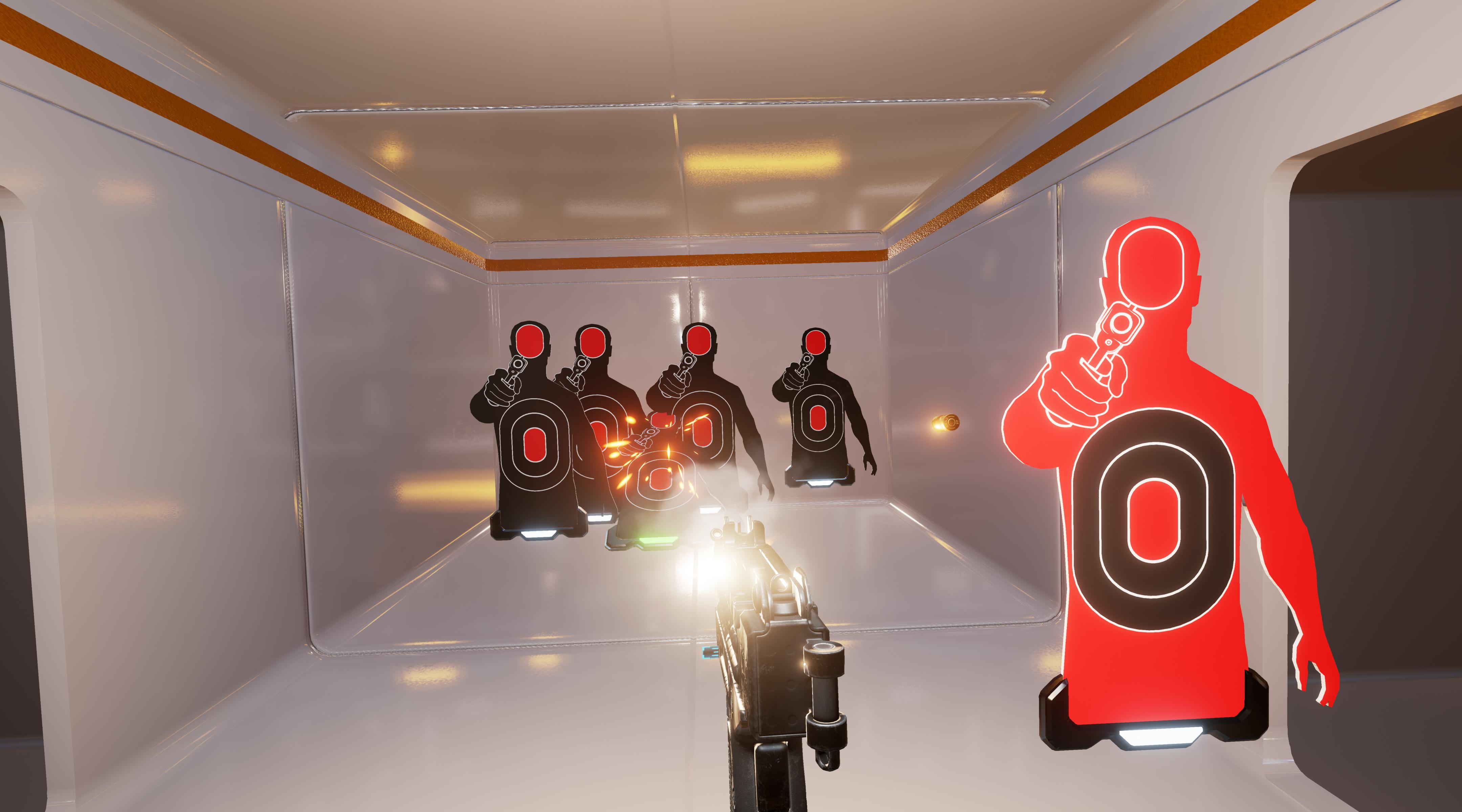 Lethal VR game image