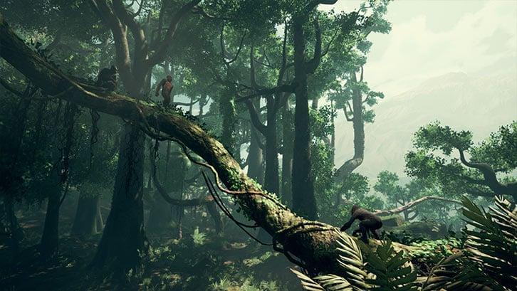 Ancestors: The Humankind Odyssey game image