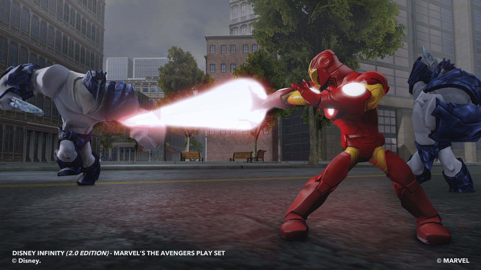 Disney Infinity 2.0: Gold Edition game image