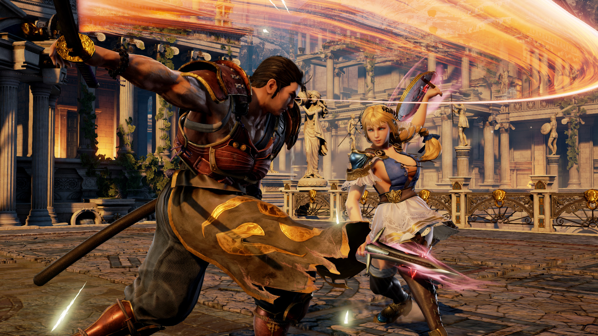 SOULCALIBUR VI game image