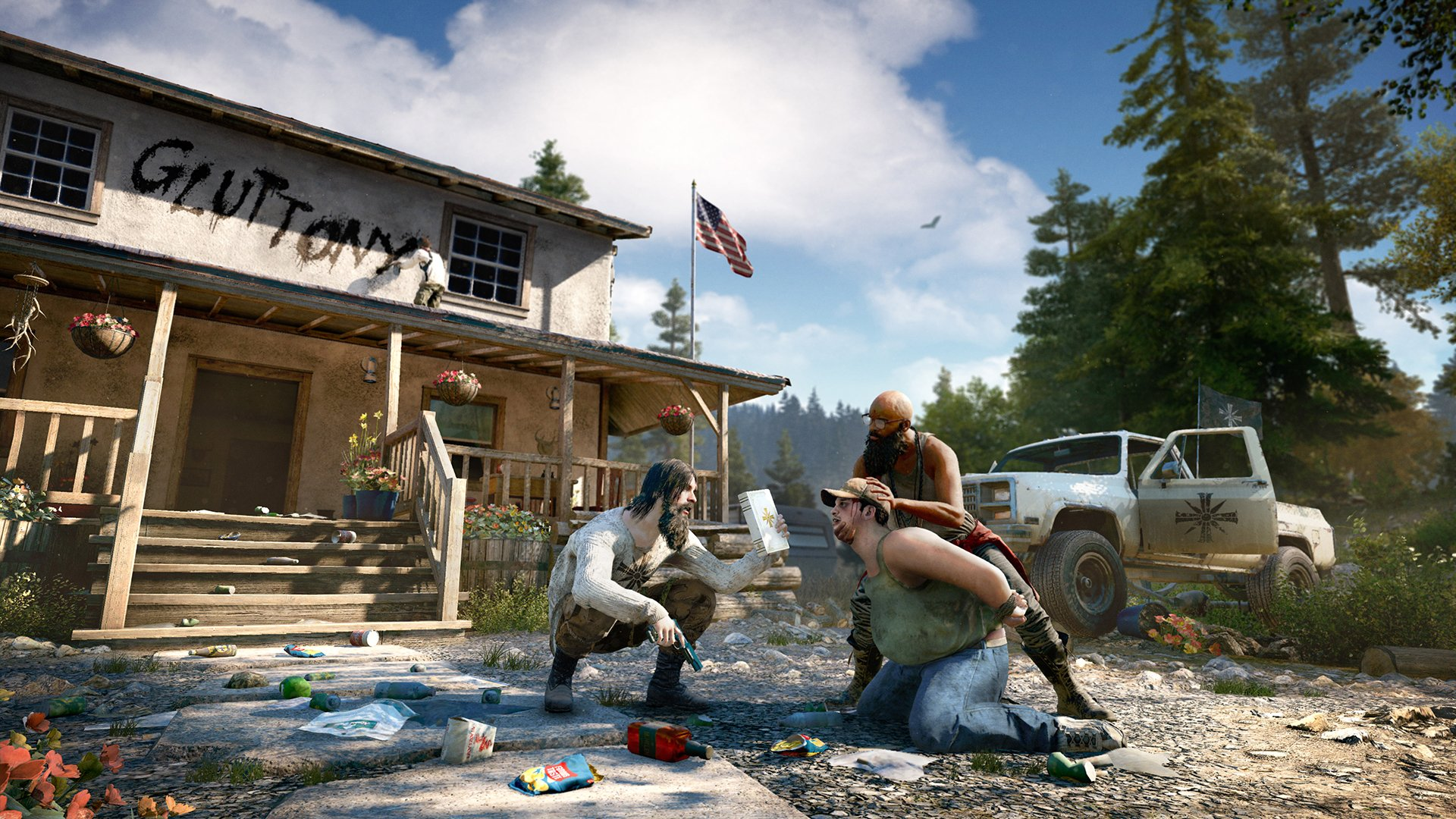 farcry 5 steam never sent activation key