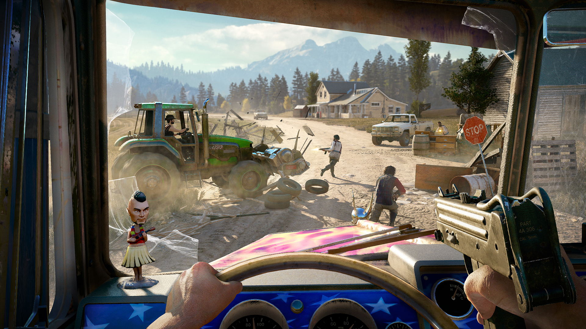 Far Cry 5 - Standard Edition game image