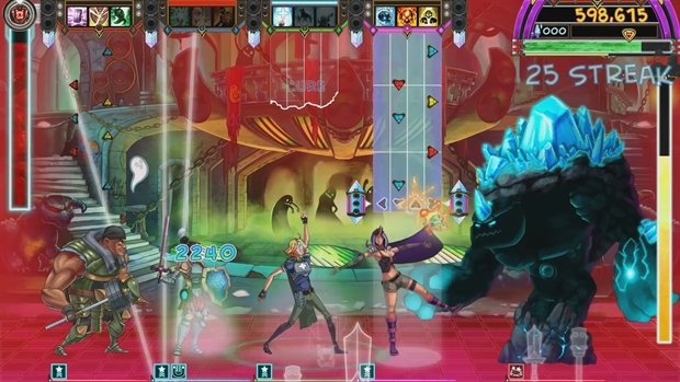 The Metronomicon - J-Punch Challenge Pack game image