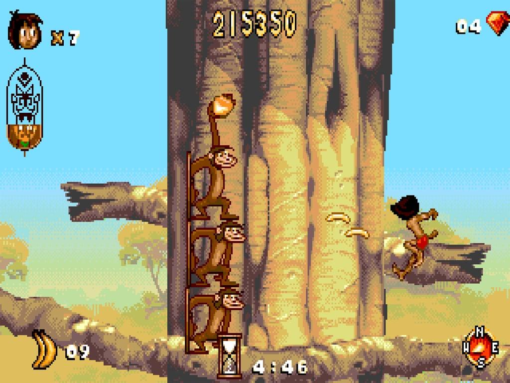 Disney's The Jungle Book game image