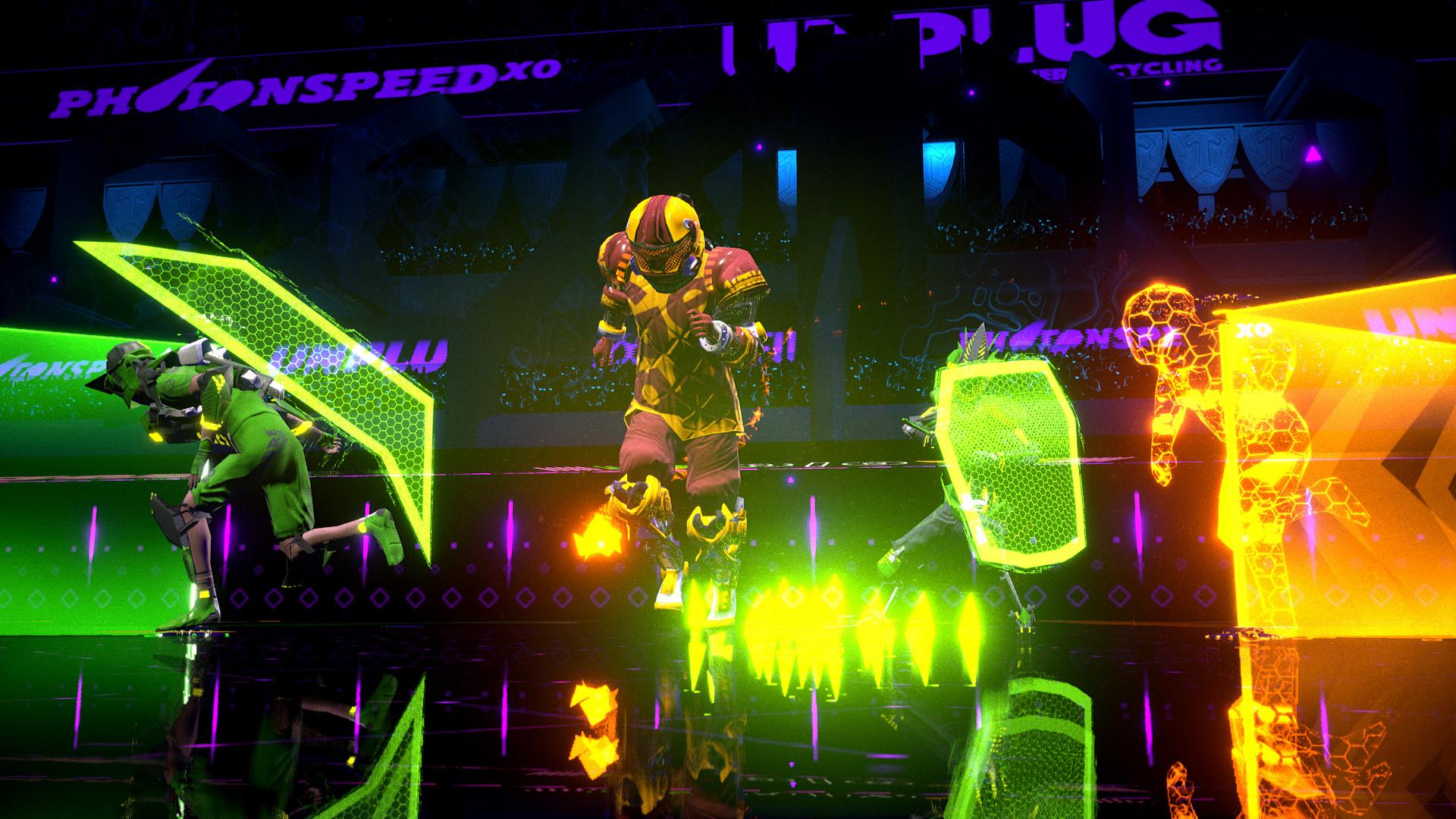 Laser League game image