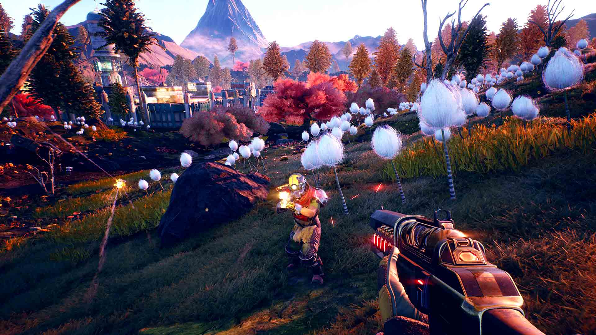 The Outer Worlds game image