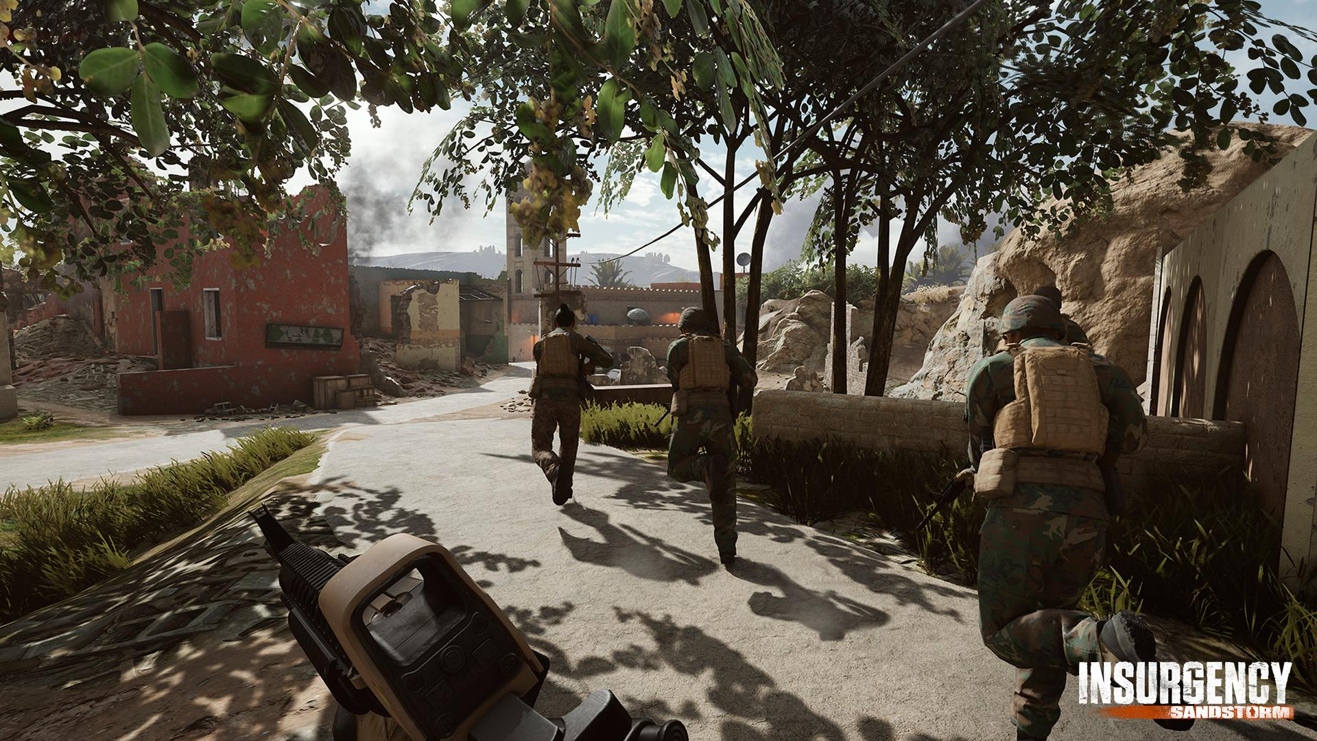 Insurgency: Sandstorm game image