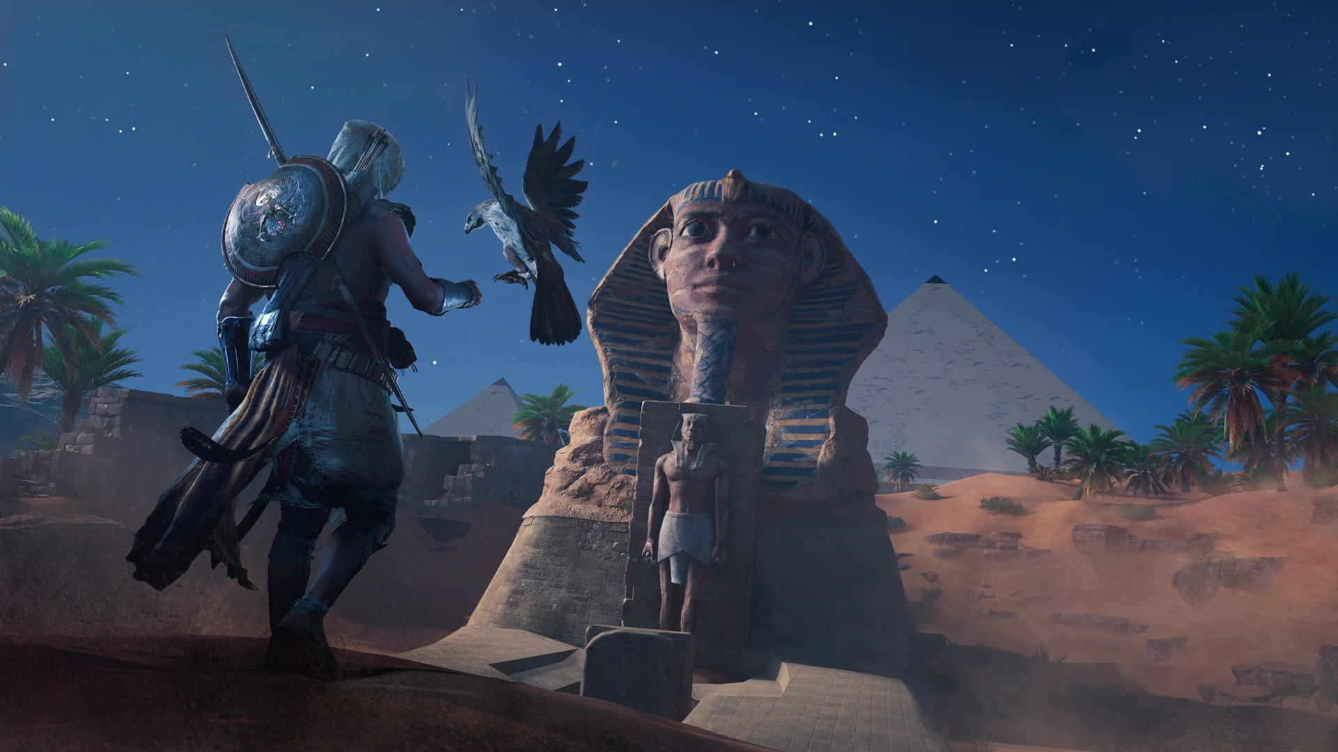 Assassin's Creed Origins - Deluxe Edition game image