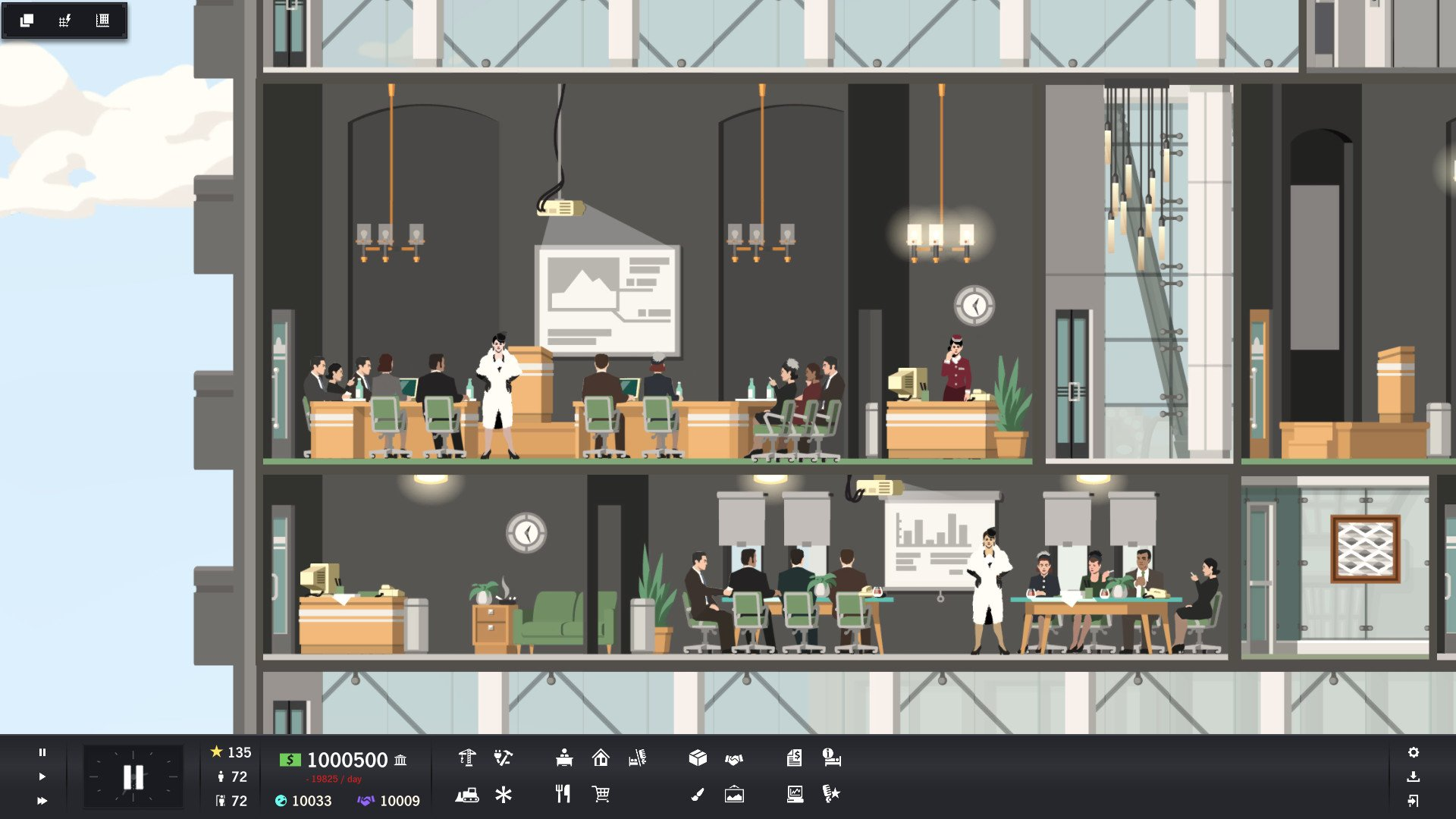 Project Highrise: Las Vegas game image