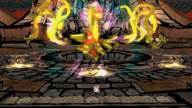 OKAMI HD / 大神 絶景版 game image